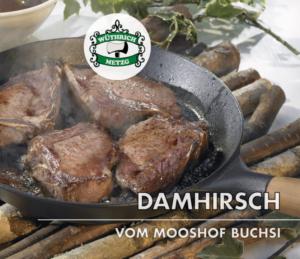 Damhirsch vom Mooshof